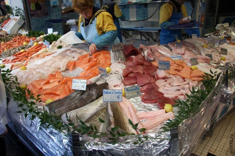 Рыба - полезный диетический продукт