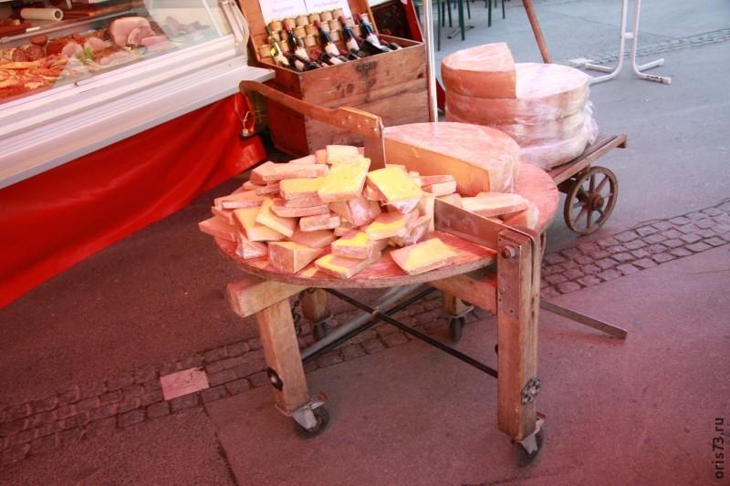 Сыр всегда полезный и очень привлекательный