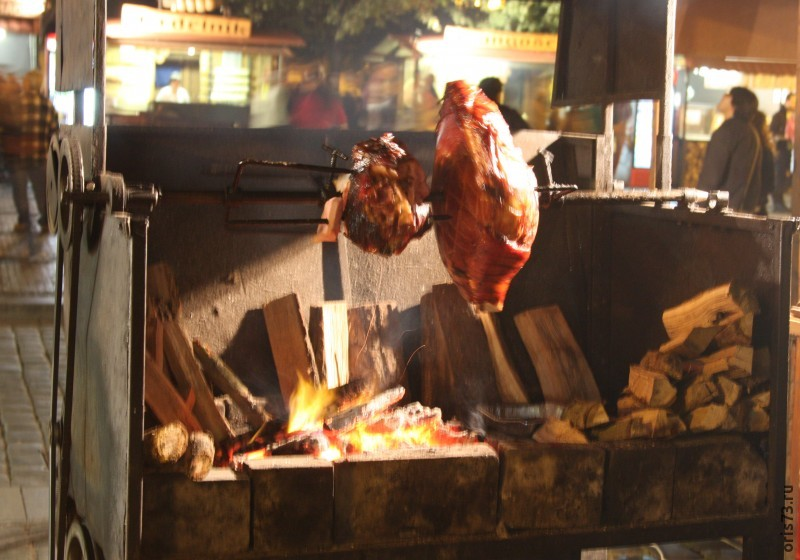 Осторожно, ловушка! Тепло очага и запах жареного мяса...