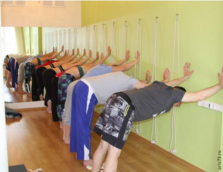Йога Айенгара- путь к здоровью и долголетию